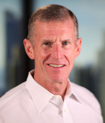 Stanley A. McChrystal (Retired Four-star General)